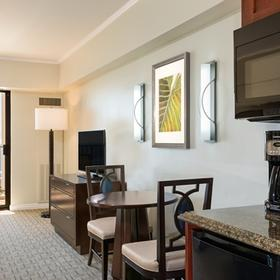 Hilton Grand Vacations Club (HGVC) at Hilton Hawaiian Village Studio Unit
