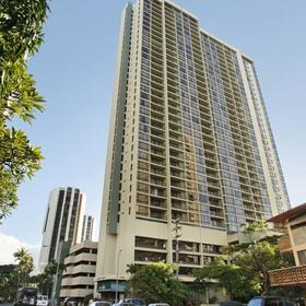 Aston Waikiki Sunset Exterior