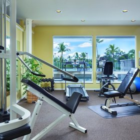 Holua Resort at Mauna Loa Village — Fitness Center