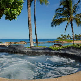 Marriott's Ko Olina Beach Club Hot Tub