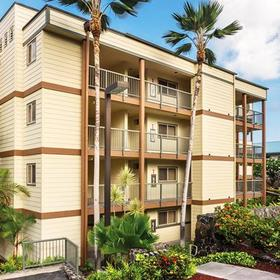 WorldMark Kona Resort Exterior
