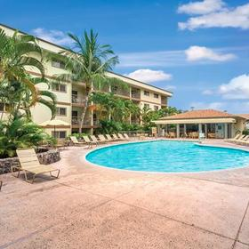 WorldMark Kona Resort Pool