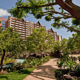 Aulani Grounds