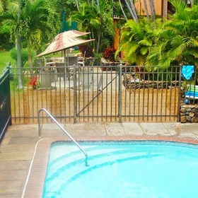 Kapulanikai Vacation Suites Pool