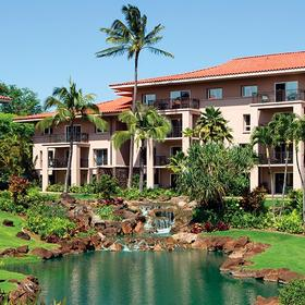 Marriott's Waiohai Beach Club Exterior