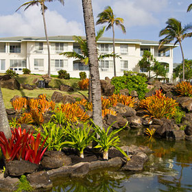 The Point at Poipu Exterior