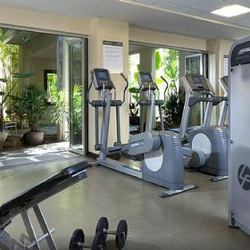 The Westin Kaanapali Ocean Resort Villas North Fitness Center