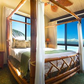Kaanapali Shores — Bedroom