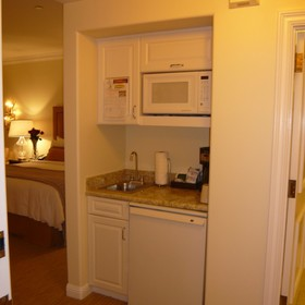 Four Seasons Residence Club Aviara Kitchenette