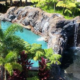 The Cliffs at Princeville Pool