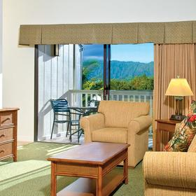 Makai Club Resort Living Area