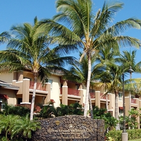 Kohala Suites by Hilton Grand Vacations Club Exterior