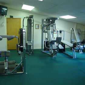 Roundhouse Resort Fitness Center
