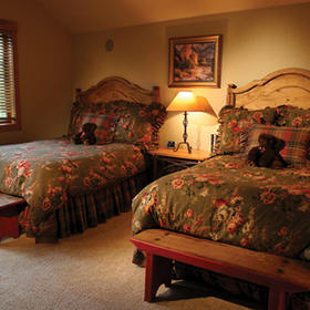 Hearthstone at Spring Mountain Ranch — Bedroom