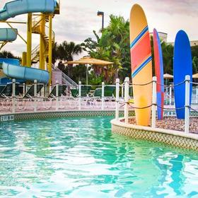 Holiday Inn Club Vacations Cape Canaveral Beach Resort Pool