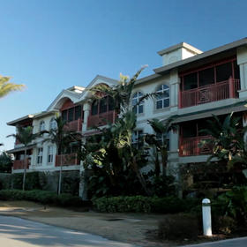 Harbourview Villas at South Seas Resort Exterior