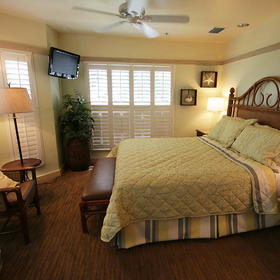 Plantation Bay Villas at South Seas Island Resort — Bedroom