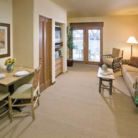 Wyndham Taos Living Area