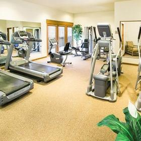Wyndham Taos Fitness Center