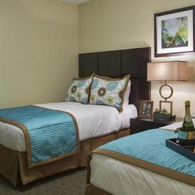 Summer Bay Orlando Resort Bedroom