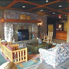 Worldmark Cascade Lodge - Unit Living Area