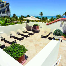 Marriott Vacation Club Pulse, South Beach Rooftop Terrace