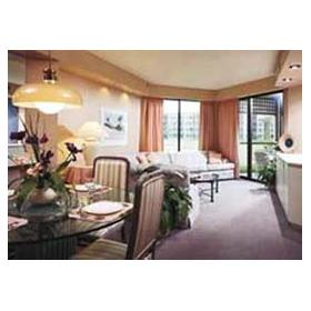 Marriott's Royal Palms - Unit Dining & Living Areas