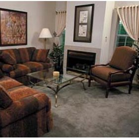 Branson Resort  (WorldMark) — Branson Resort - Unit Living Area