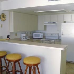Beach Club I Kitchen