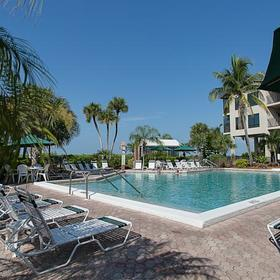 Caribbean Beach Club Pool