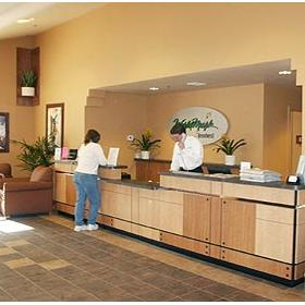 Wyndham South Shore — - lobby