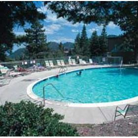 WorldMark Lake Tahoe (I, II, and III) — WorldMark Lake Tahoe - outdoor pool