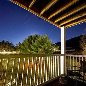 Holiday Inn Club Vacations at Ascutney Mountain Resort Balcony