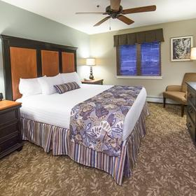 Holiday Inn Club Vacations at Ascutney Mountain Resort Bedroom