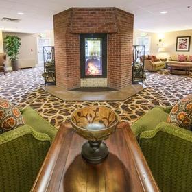 Holiday Inn Club Vacations at Ascutney Mountain Resort Lobby