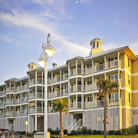 Holiday Inn Club Vacations Galveston Seaside Resort Exterior