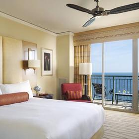 The Ritz-Carlton, Key Biscayne Bedroom