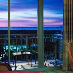 The Ritz-Carlton, Key Biscayne Balcony