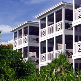 Hyatt Beach House Resort Exterior