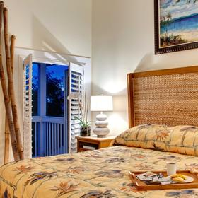 Coconut Beach Resort Bedroom