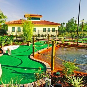 Holiday Inn Club Vacations at Orange Lake Resort - West Village Minigolf