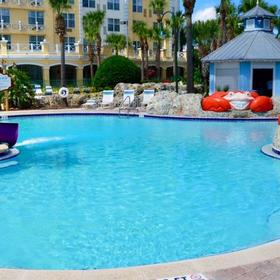Calypso Cay Vacation Villas Pool