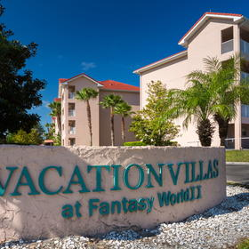 Vacation Villas at Fantasy World Exterior