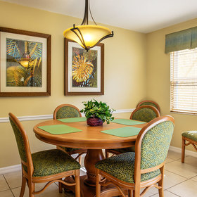 Vacation Villas at Fantasy World Dining Area