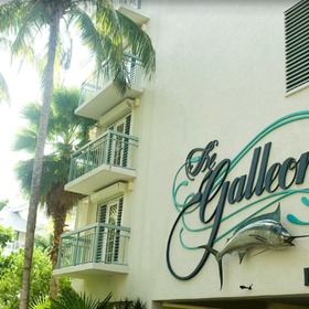 The Galleon Resort Exterior