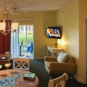 Festiva Orlando Resort Living Area