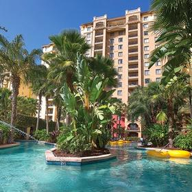 Wyndham Bonnet Creek Resort Lazy River