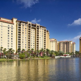 Wyndham Bonnet Creek Resort Exterior
