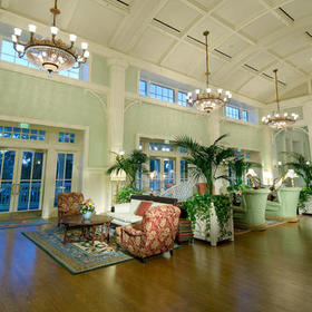 Disney's BoardWalk Villas Lobby