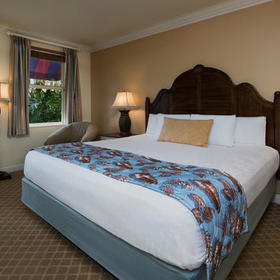 Disney's Old Key West Resort Bedroom